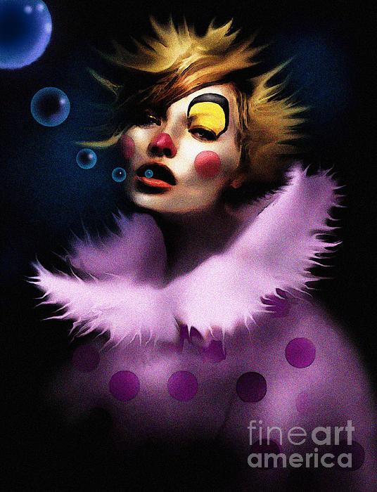 Robert Foster - Bubble Clown
