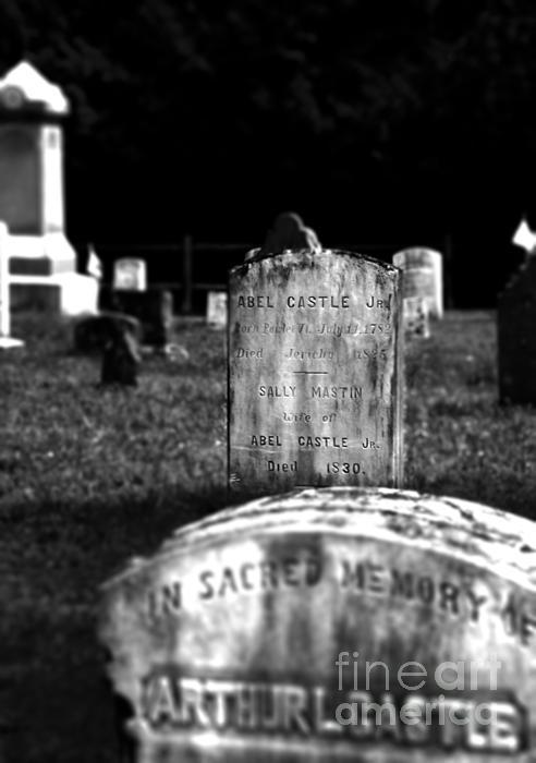 James Aiken - Castle Gravestones