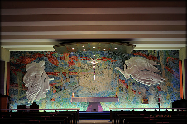 Paulette B Wright - Catholic Chapel at Air Force Academy