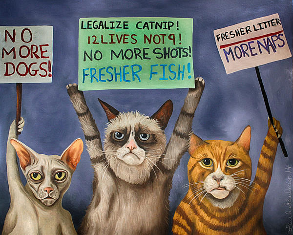 Legalize Catnip iPhone 11 case