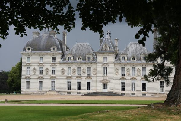Christiane Schulze Art And Photography - Chateau de Cheverny - France