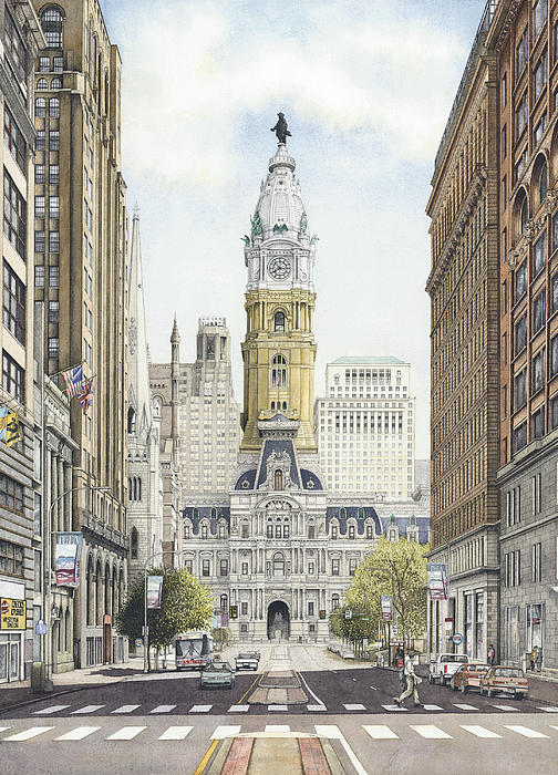 Keith Mountford - City Hall Philadelphia