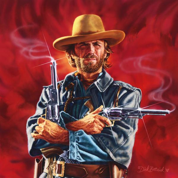 Dick Bobnick - Clint Eastwood