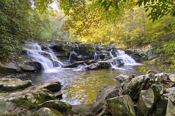 Debra and Dave Vanderlaan - Coker Creek Falls