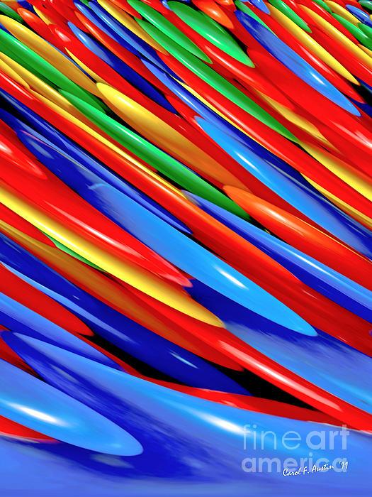 Carol F Austin - Color Bars
