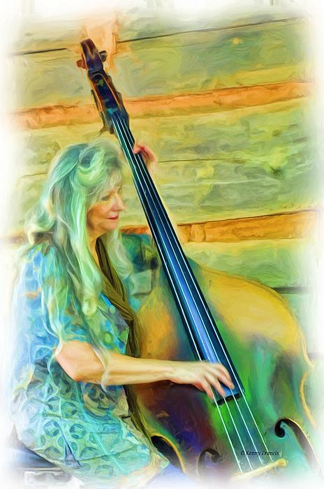 Kenny Francis - Colorful Bass Fiddle