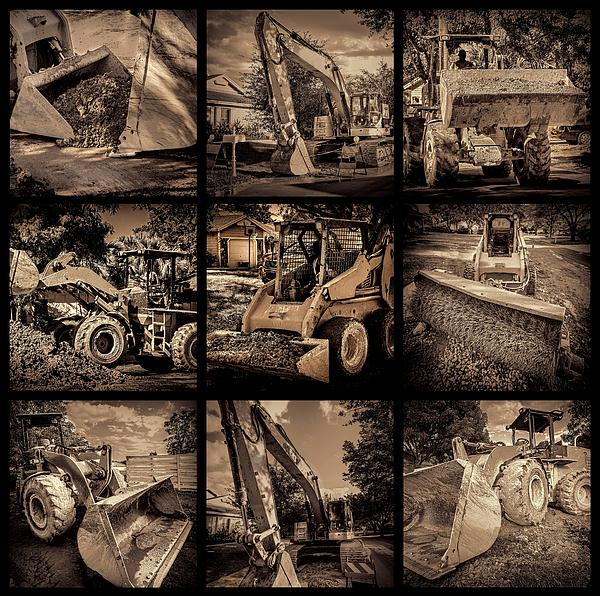 Rudy Umans - Construction collage-1
