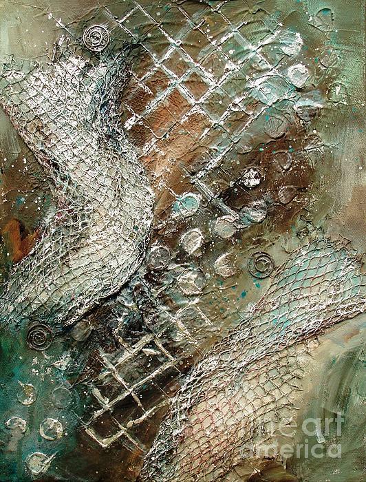 Phyllis Howard - Silvered Salmon