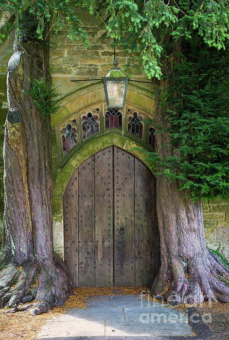 Brian Jannsen - Cotswold Doorway