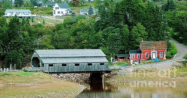 Kathleen Struckle - Covered Bridge