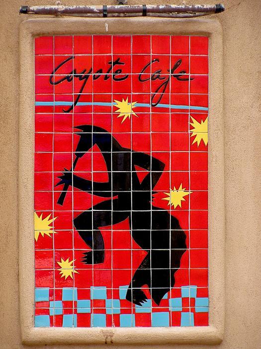 Steven Parker - Coyote Cafe