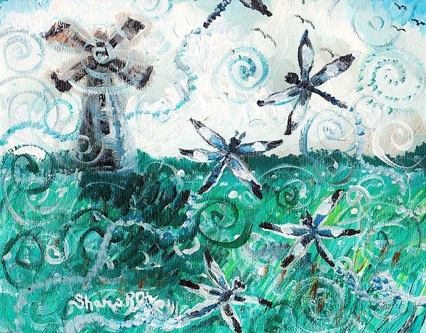 Shana Rowe Jackson - Dance of the Dragonflies