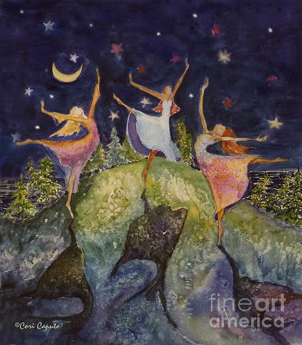 Cori Caputo - Dancing under the Double Horned Moon