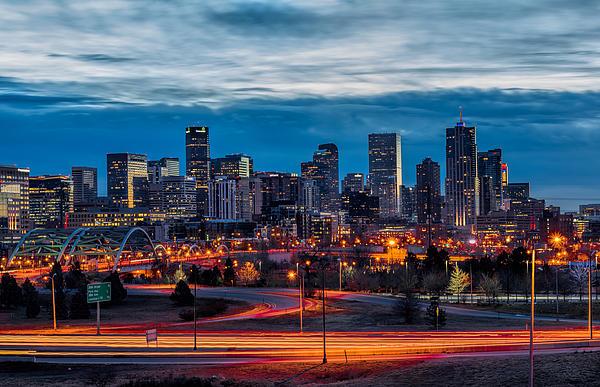 Nathan Gingles - Denver Skyline