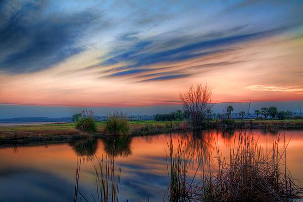 Tom Weisbrook - Dickinson Sunset