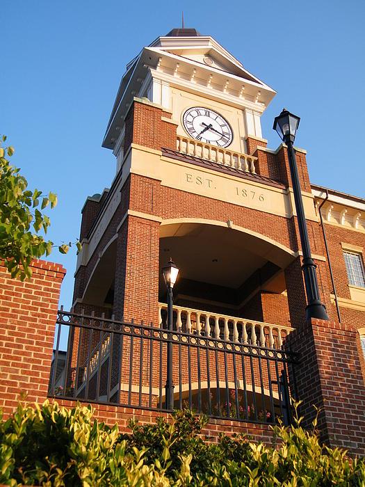 Cheryl Hardt Art - Duluth Clock Tower