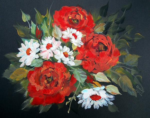 Dorothy Maier - English Roses