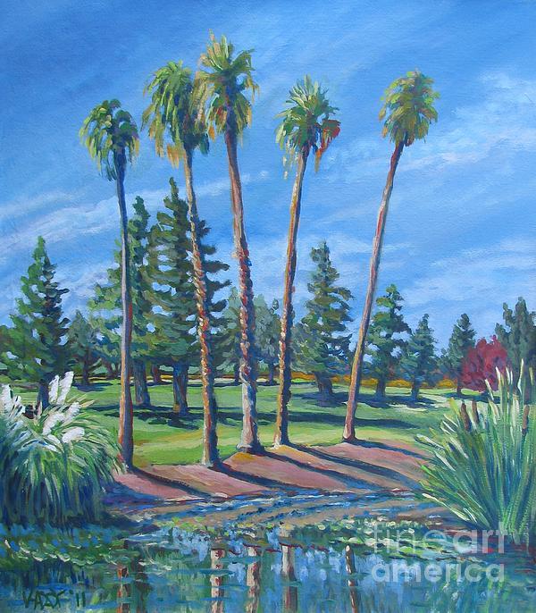 Vanessa Hadady BFA MA - Estate Palms