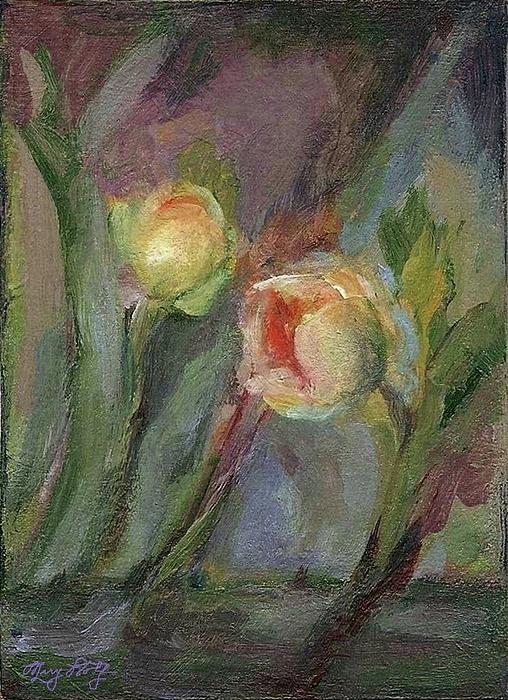 Mary Wolf - Evening Bloom