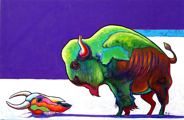 Joe  Triano - Face to Face Bison