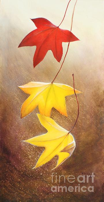 Teresa Wadman - Fall Leaves 2