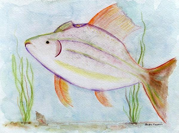 Barbie Corbett-Newmin - Fantasy Fish