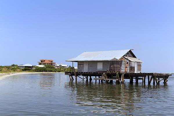 Alexandra Pollett - Fishing House