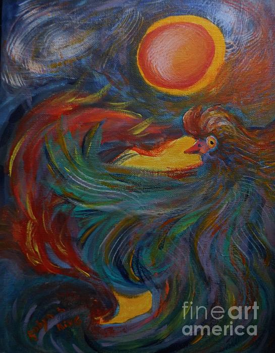 Robyn King - Flight Of The Phoenix