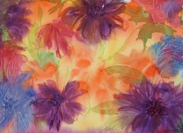 Ellen Levinson - Floral Fantasy