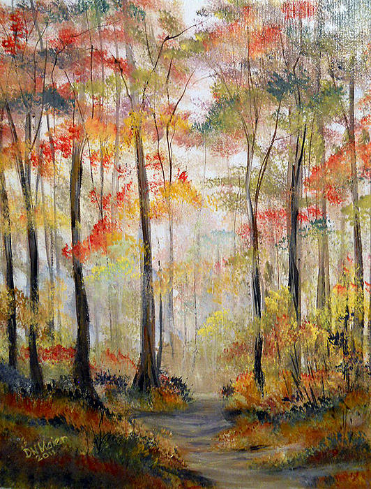 Dorothy Maier - Forest Path