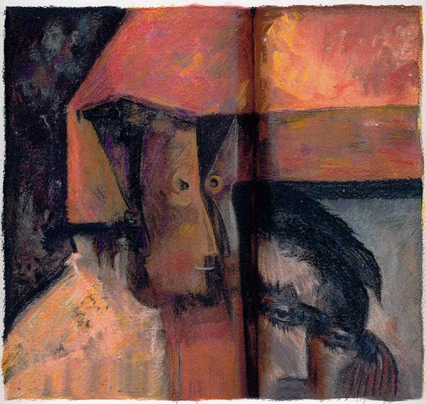 Ed Meredith - Found Under Cezanne