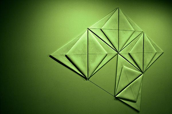 CJ Anderson - Four Folds Of Origami By C J Anderson