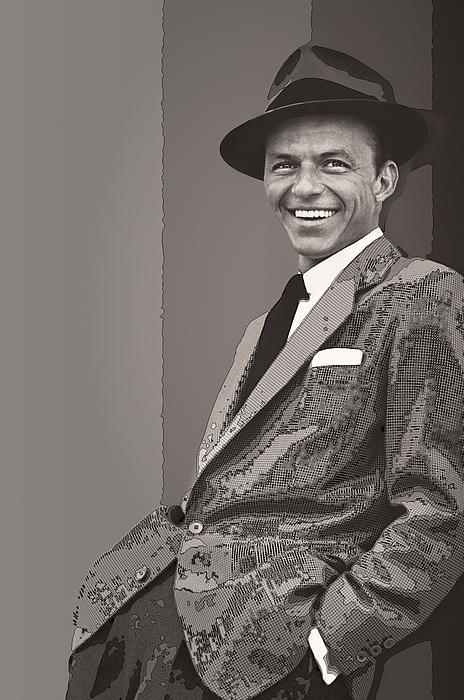 Frank Sinatra IPhone 4 Case for Sale by Daniel Hagerman