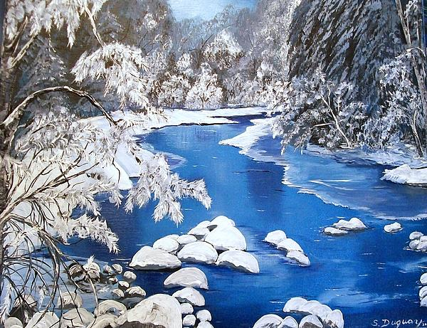 Sharon Duguay - Frosty Morning