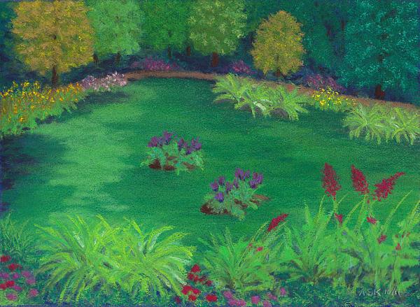 Anne Katzeff - Garden in the Woods