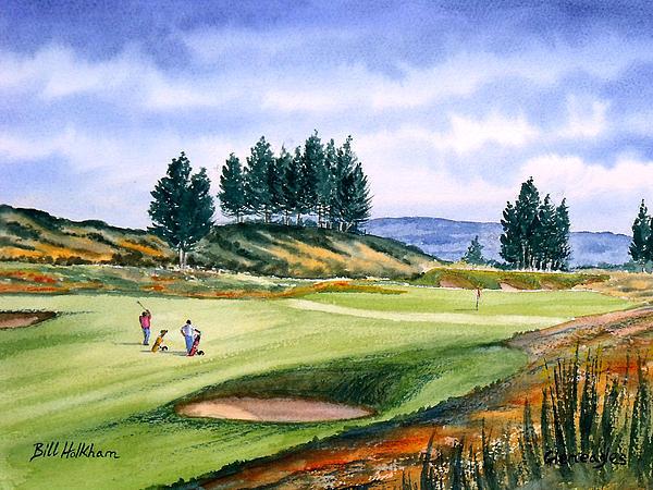 Bill Holkham - Gleneagles - The Kings Golf Course