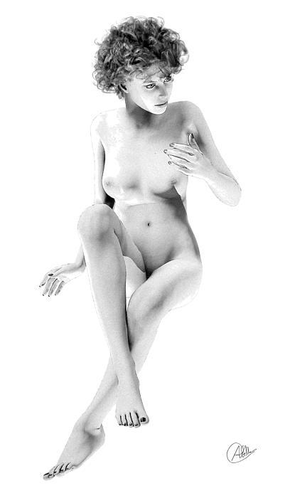 Quim Abella - Gorgeous Woman