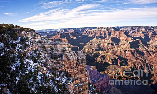 Lee Craig - Grand Canyon December Glory