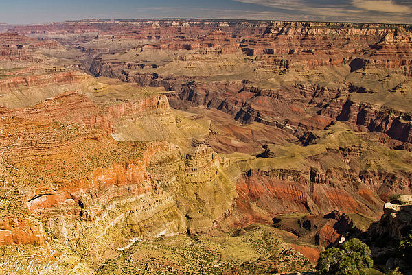 Bob and Nadine Johnston - Grand Canyon - South Rim View
