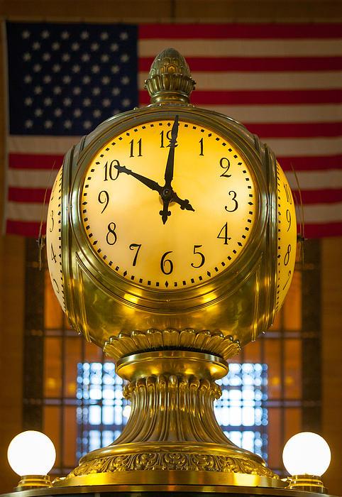 Inge Johnsson - Grand Central Clock