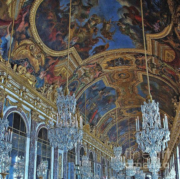 Allen Beatty - Hall of Mirrors - Versaille