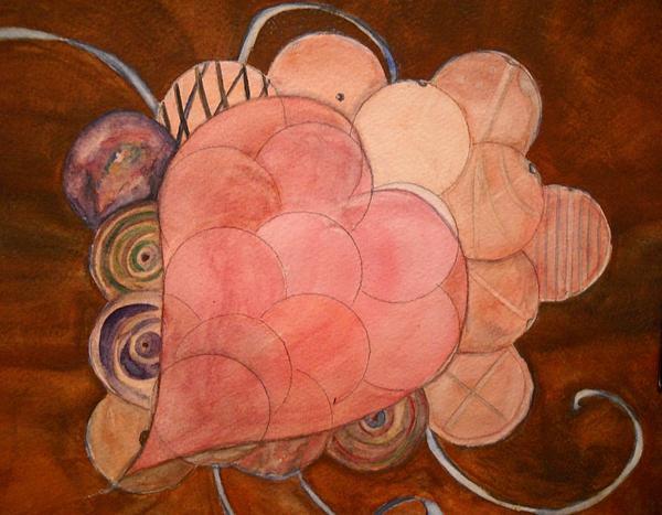 Marian Hebert - Heart And Beads
