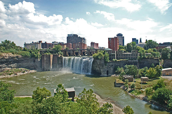 Aimee L Maher Photography and Art Visit ALMGallerydotcom - High Falls