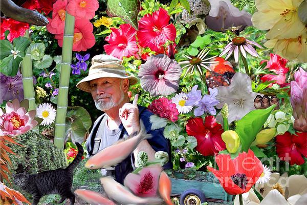 Erica Hanel - His Garden