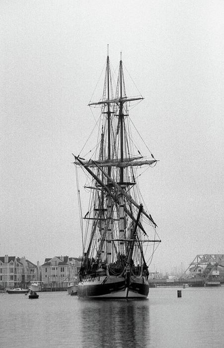 Cindi Ressler - HMS Grampus