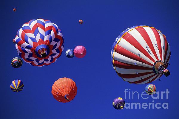 Bob Christopher - Hot Air Balloon 12