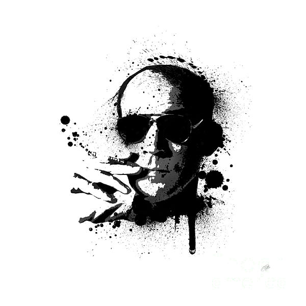 Laurence Adamson - Hunter S. Thompson