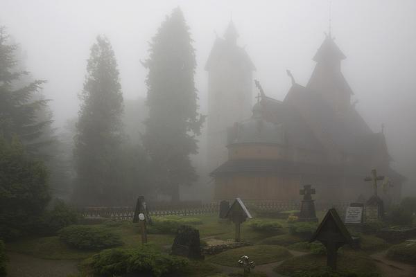 Joanna Madloch - In the Fog