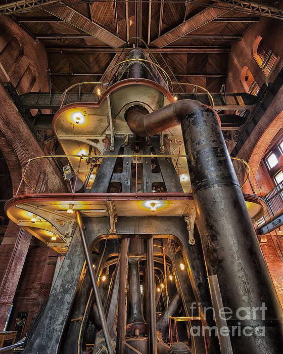 Phil Pantano - Industrial Mammoth Aglow