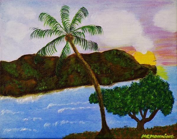 Celeste Manning - Island Escape